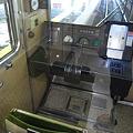 阪急6300系 運転席