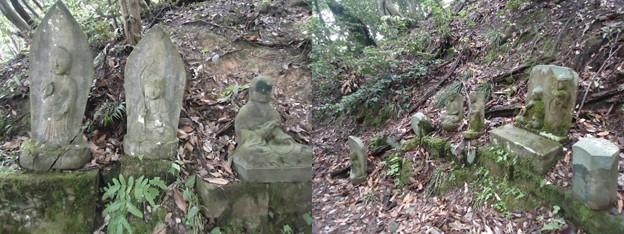 写真: 城之崎温泉地蔵