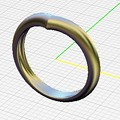 写真: 結婚指輪2