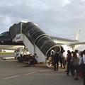 写真: STAR FLYER~羽田空港
