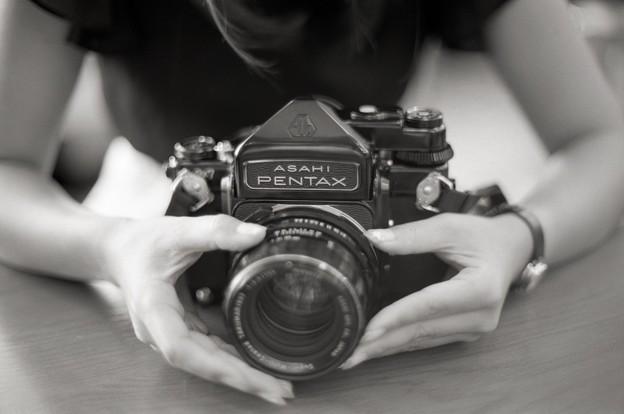 PENTAX 67 & 67 105mmF2.4 & AKM