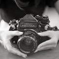 写真: PENTAX 67 & 67 105mmF2.4 & AKM