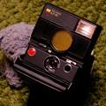 写真: Polaroid SLR680
