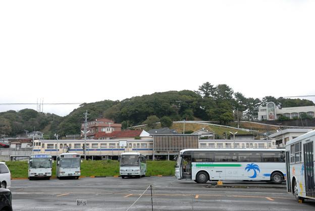 Photos: 枕崎駅前