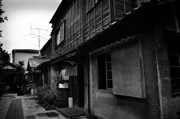 上野桜木あたり