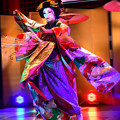 Photos: 花魁の舞