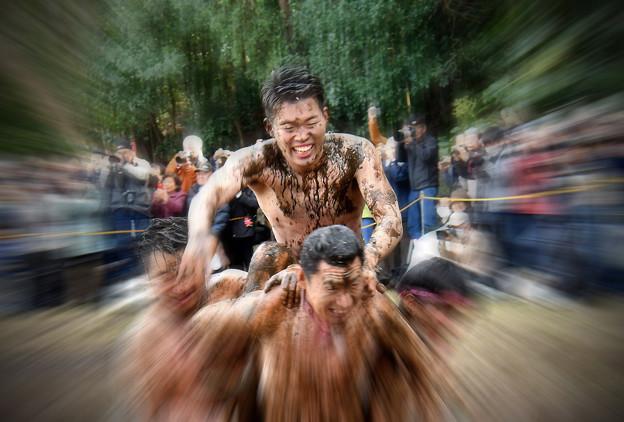 和良比どろんこ祭り2 (3)