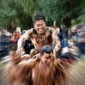 Photos: 和良比どろんこ祭り2 (3)