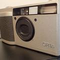写真: 私のカメラ「GR1s」