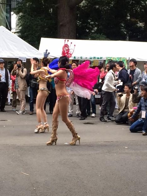 写真: 20161023 早稲田ホームカミング3