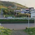 室蘭・潮見公園展望台での夕焼け (14)