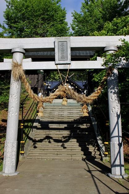 厚真神社 (6)