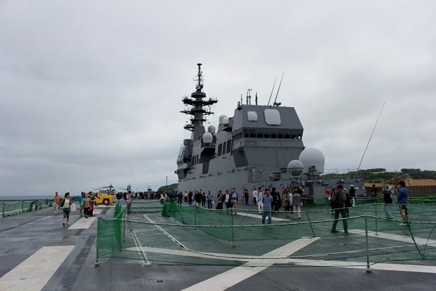 護衛艦「いせ」一般公開 (6)