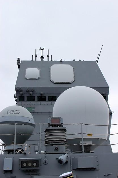 護衛艦「いせ」一般公開 (8)