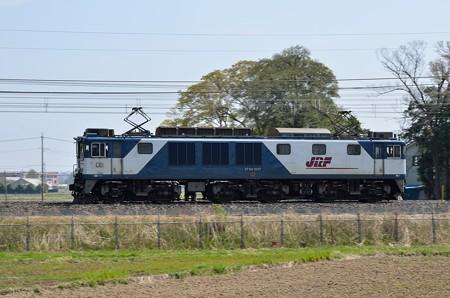 EF641037単機回送