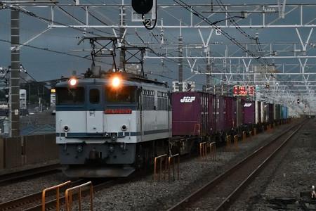 EF65 2097牽引1090レ