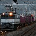 Photos: EF65 2097牽引1090レ