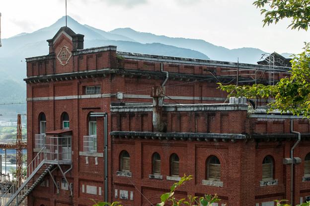 高津尾発電所