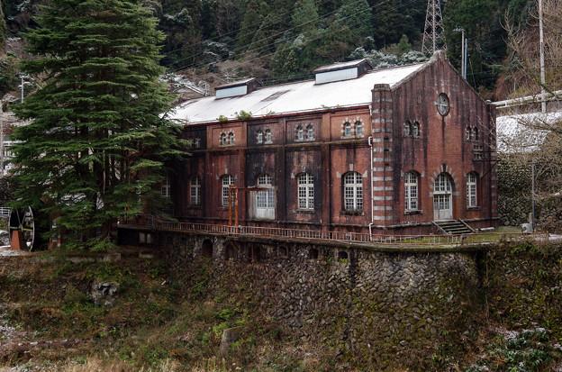 旧端出場発電所