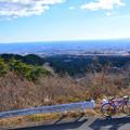 写真: 富士見峠からの景色
