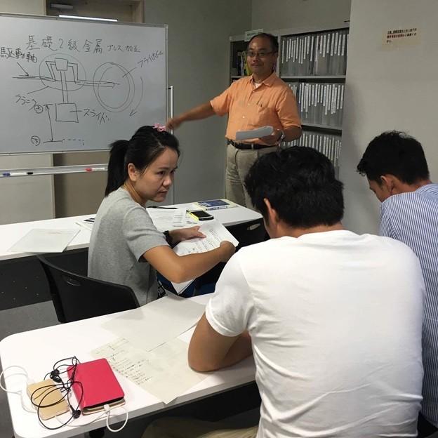 日本語教室なのに