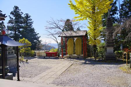 足腰守護のお寺