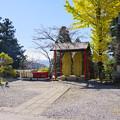 写真: 足腰守護のお寺