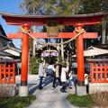 写真: 第五石所 秩父今宮神社