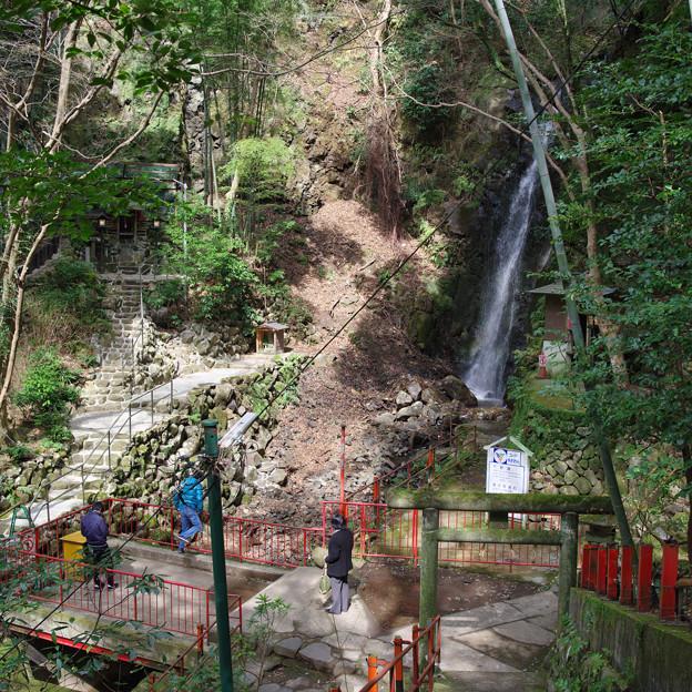 写真: 不動滝