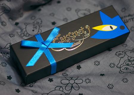 猫さん印のチョコレート