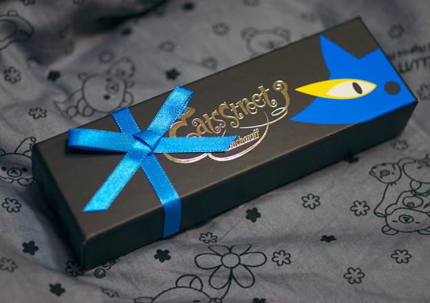 Photos: 猫さん印のチョコレート
