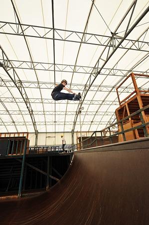 Tsuyoshi Matsumoto Fakie Air