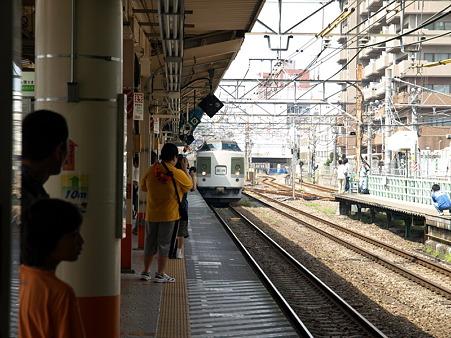 ベイドリーム横濱号(八王子駅)1