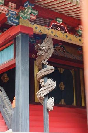 金櫻神社 昇竜