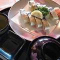 Photos: 四日市カンツリー倶楽部 シメサバ寿司