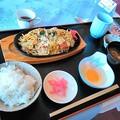 Photos: 谷汲カントリークラブ 京都十二番甘口カレー焼うどん