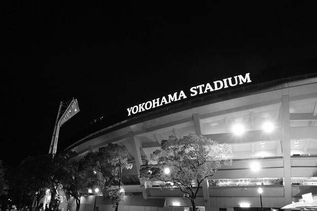 Photos: ヨコハマスタジアム