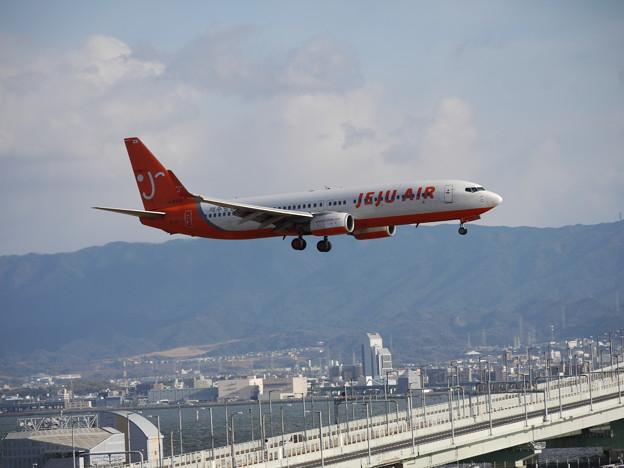 済州島は飛ぶ