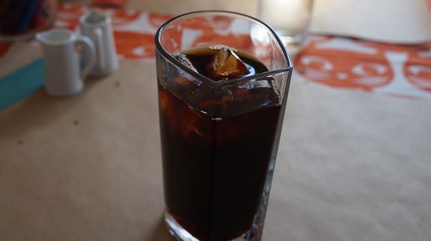 写真: お洒落なグラス