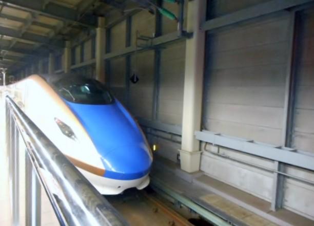 E7系F5編成(12両編成)金沢始発はくたか578号東京行き-0