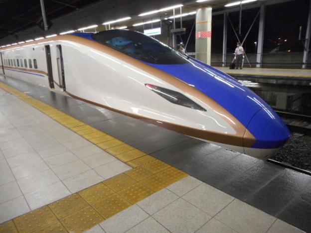 E7系F3編成(12両編成)東京始発あさま623号長野行き-0