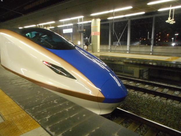 E7系F17編成(12両編成)東京始発あさま623号長野行き