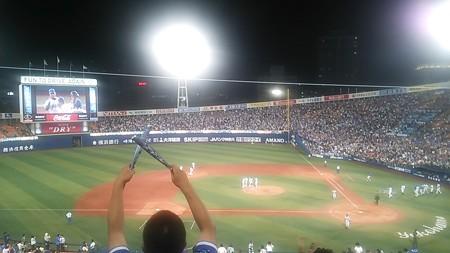 15.05.13 横浜6-3中日