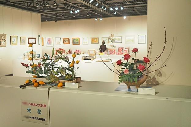 Photos: 地区の文化祭