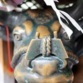 写真: お初天神(露天神社)