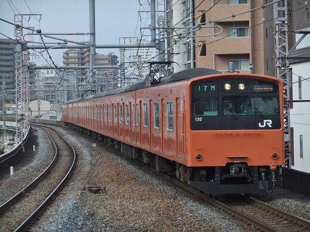 大阪環状線201系 LB10編成