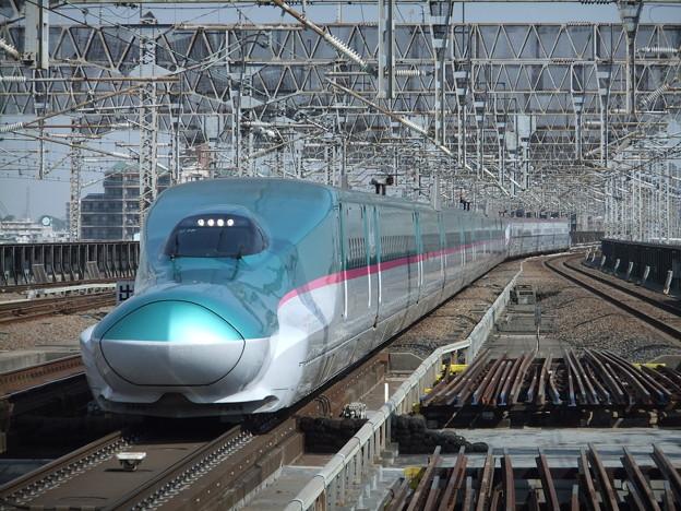 東北新幹線E5系 U18編成他17両編成