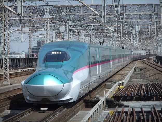 東北新幹線E5系 U23編成他16両編成