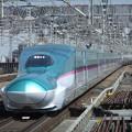 Photos: 東北新幹線E5系 U23編成他16両編成