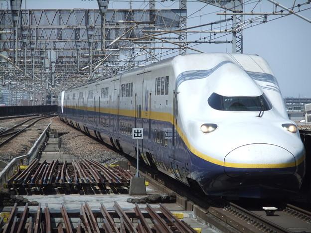 上越新幹線E4系 P12編成他16両編成